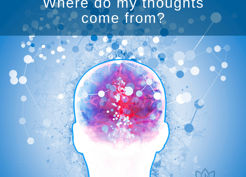 Where do my thoughts come from?